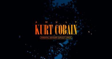 Amuly - Kurt Cobain   versuri