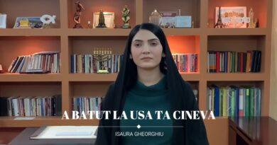 ISAURA GHEORGHIU - A BATUT LA USA TA CINEVA versuri