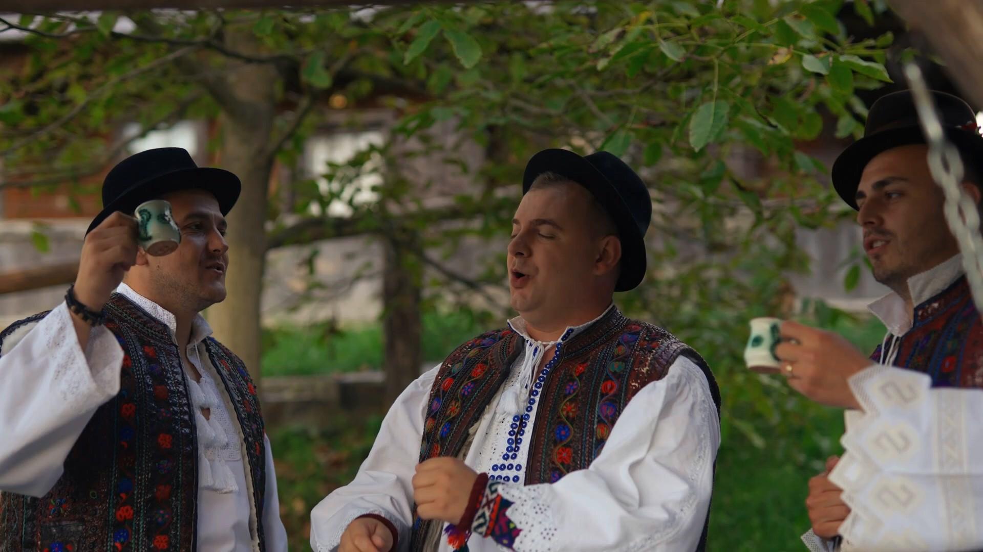 Alexandru Pop - Mândrele-atâta-s curate - Versuri