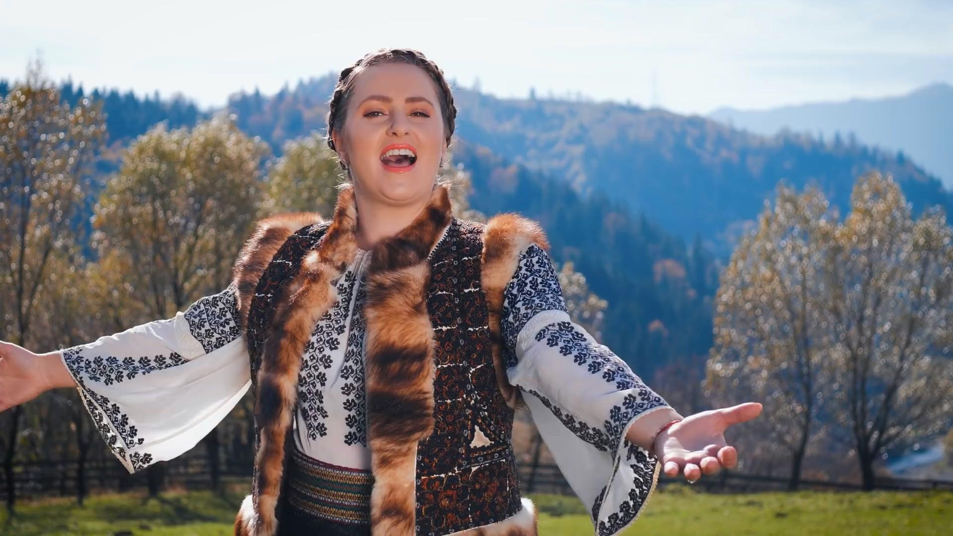 Andreea Haisan - AICI E ȚARA MEA - Versuri