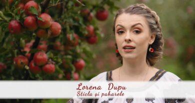 Lorena Dupu- Sticla și paharele Versuri