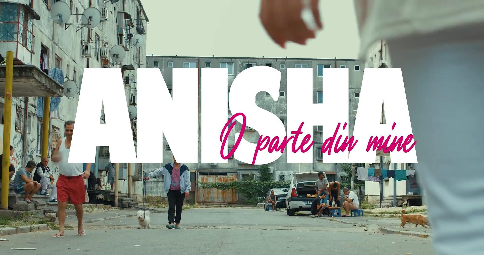 ANISHA - O parte din mine - Versuri
